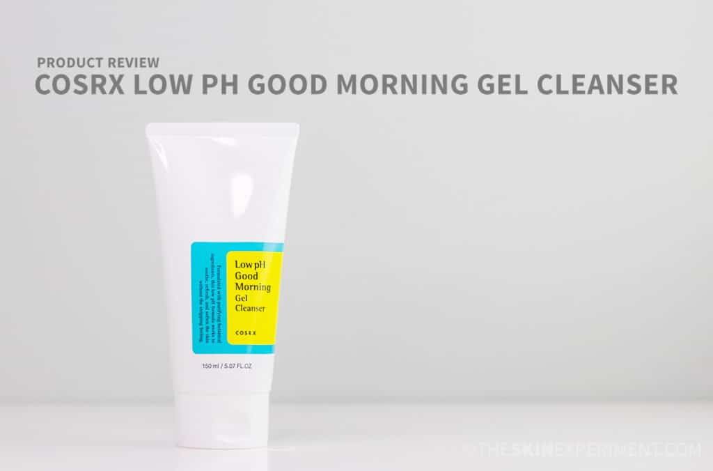 CosRX Low pH Good Morning Gel Cleanser Review
