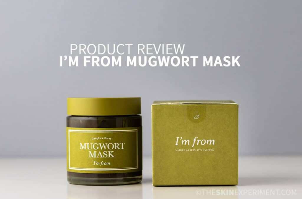 I'm From Mugwort Mask Review