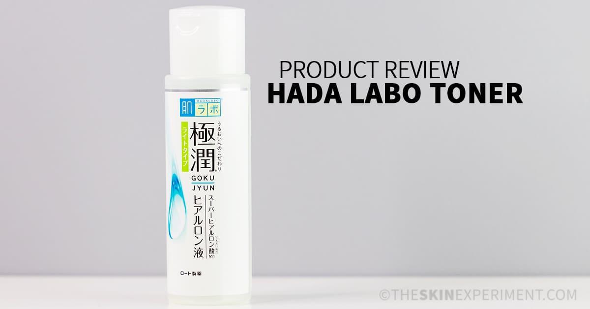 Hada Labo Toner Review