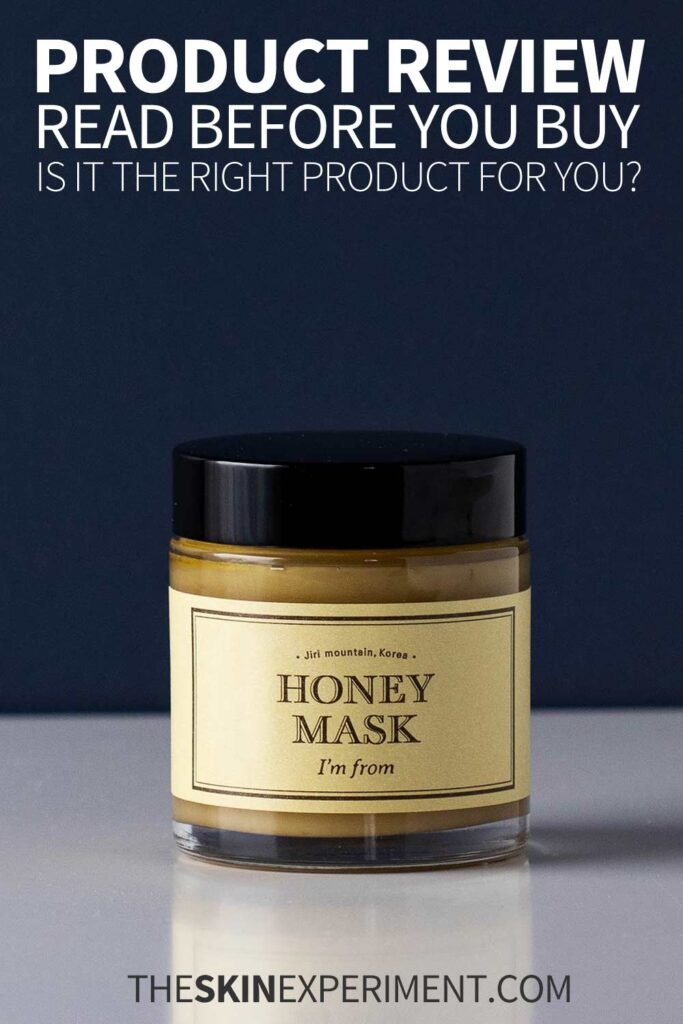I'm From Honey Mask Product Review