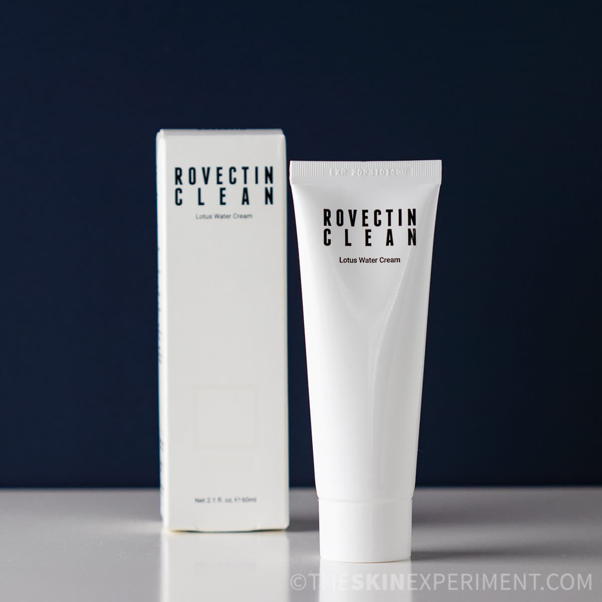 Rovectin Clean Lotus Water Cream Review