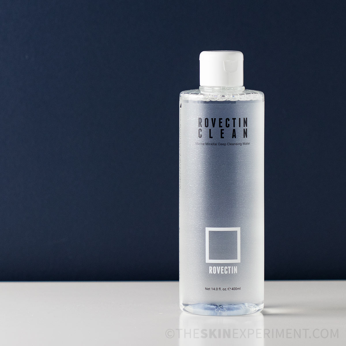 Rovectin Clean Marine Micellar Deep Cleansing Water Review