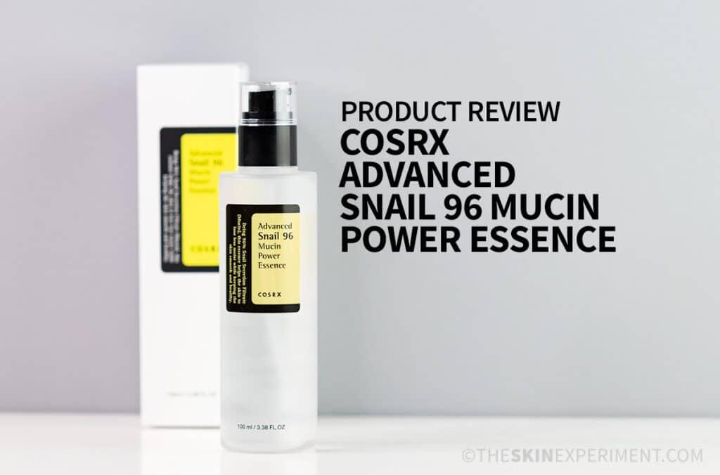 CosRx Advanced Snail 96 Mucin Power Essence Review