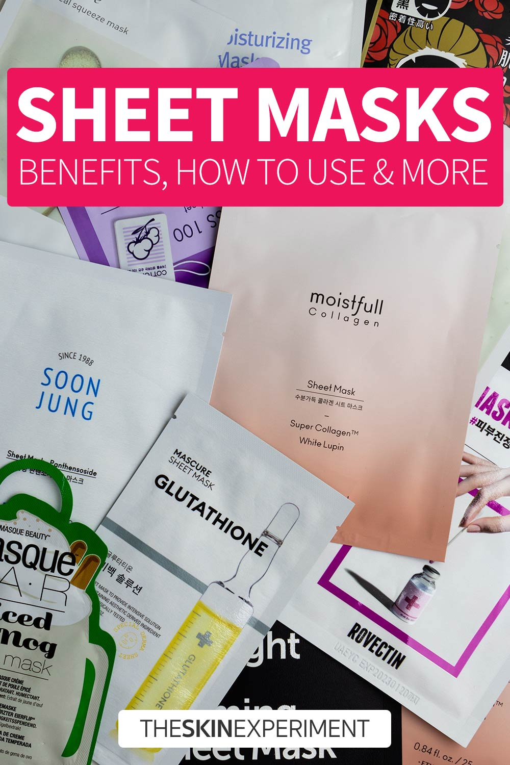 Sheet Mask Benefits, Uses and More