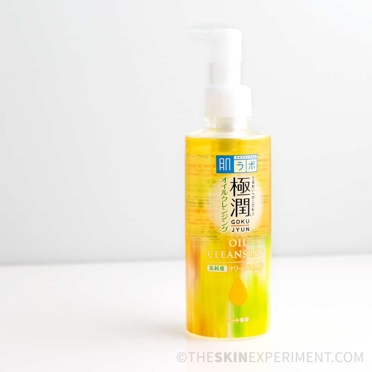 Hada Labo Oil Cleanser Review