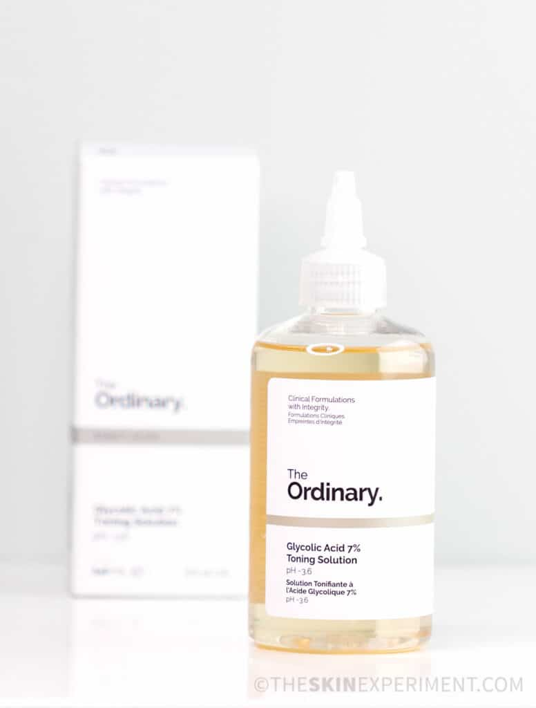The Ordinary Regimen for Aging and Mature Skin